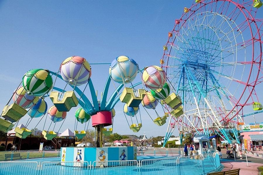 【福岡の桜の名所】海の中道海浜公園