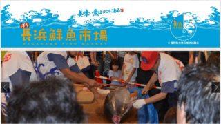 福岡の魚といえば長浜鮮魚市場!毎月開催される「市民感謝デー」