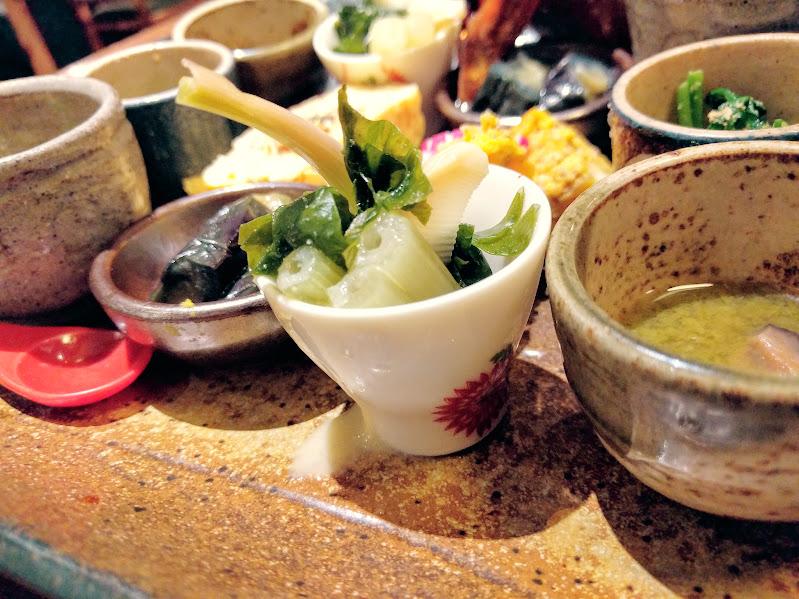 旬彩dining なのしずく料理2