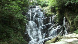 糸島市「白糸の滝」