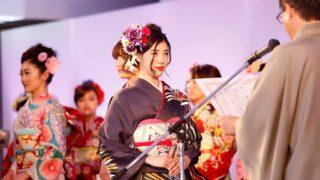miss JAPON 2017開催!着物を着て日本文化を発信!