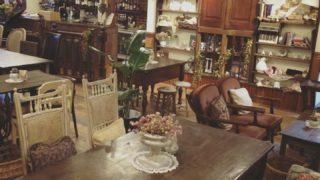 """【福岡・高砂】Cafe & Restaurant""""ビオワルン""""アンティークの中で楽しむ料理"""