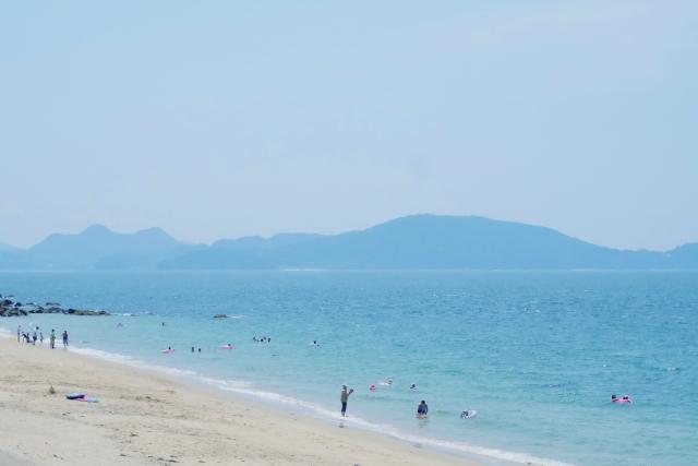 志賀島海水浴場