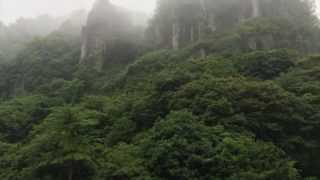 【大分中津の深耶馬渓】一目八景は、紅葉で有名なパワースポット