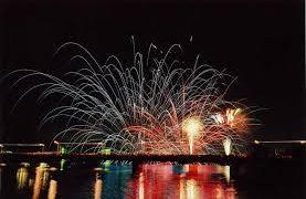 """【福岡・花火大会】""""あしや花火大会""""遠賀川で行われる伝統の花火大会!"""