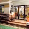 """【姪浜旧唐津街道商店街】""""CAFE BAR PIPS"""" という小洒落たカフェバーだよピップス"""