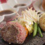 【福岡で肉を食らう】薬院『サエラ・2000吉』ふわとろのレアハンバーグは絶対食べたい!