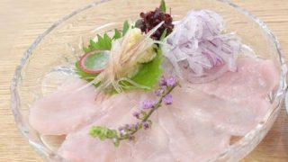 """【糸島・水炊き】""""鶏料理万中(まんなか)""""クセのない鶏肉は鶏刺でもいただけます!"""