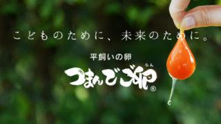 """【糸島・直売所】『つまんでご卵』のたまごかけごはんを""""にぎやかな春""""でいただく"""