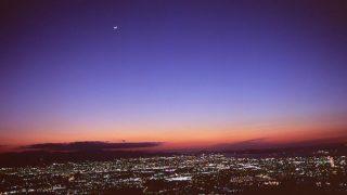 【福岡・天体観測】10月30日に金星と土星が最接近!
