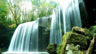 福岡県にある有名な滝一覧!こんなにたくさんあったなんて!