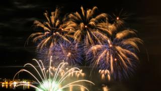 おおむた海上花火大会2019年8月11日開催おすすめ観賞スポット紹介