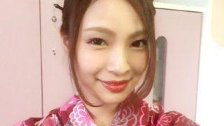 東京ゆかた美女コンテスト特別賞!福岡出身モデル「田中沙英」