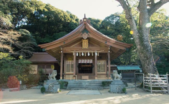 出典:竈門神社