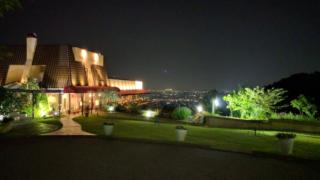 【油山】記念日には、レストランMORIで決まり!食事は絶品!景色は絶景!