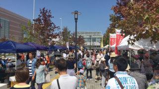 第4回いとにぎわい祭り開催!九大学研都市駅南口