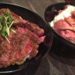 ローストビーフ丼のRed Rock博多大名店に行ってきた!おすすめは?