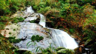 【福岡・登山】加茂ゆらりんこ橋から二丈渓谷 初心者コース