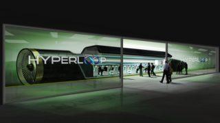 時速1,220km!高速移動手段「Hyperloop」UAEに建設