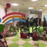 福岡初!託児機能付きオフィス「ママスクエア」イムズにオープン