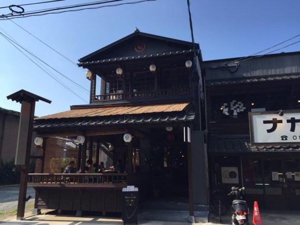 店舗外観 出典:筥崎鳩太郎商店
