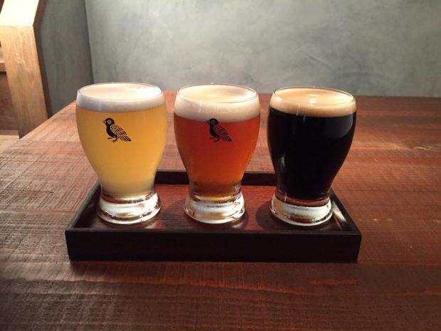 クラフトビール飲み比べセット 出典:筥崎鳩太郎商店
