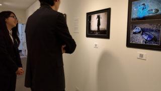 Brilliance作品展と躍動する現代作家展に行ってきた!
