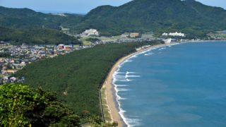 今津「毘沙門山」からの絶景(福岡のハイキングスポット)