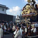 福岡市役所周辺で『祭 WITH THE KYUSHU』特別巡行