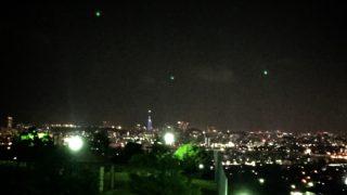 福岡市の夜景スポット「生松台中央公園」デートにおすすめ