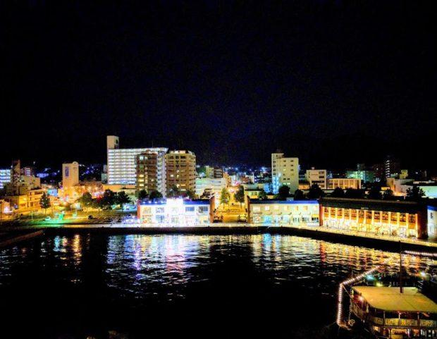 プレミアムホテル門司港