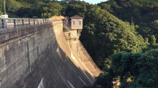 ドライブに最適「北山ダム」福岡から三瀬峠方面のドライブスポット