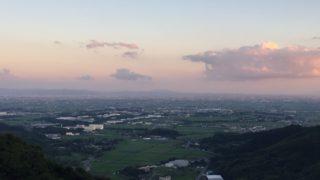 道の駅吉野ヶ里の展望台