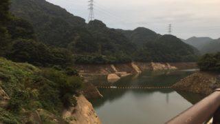【福岡・犬鳴ダム】心霊スポットで有名な犬鳴トンネルの近く