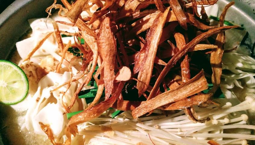 金魚(もつ鍋)