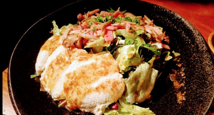 金魚(コース料理)