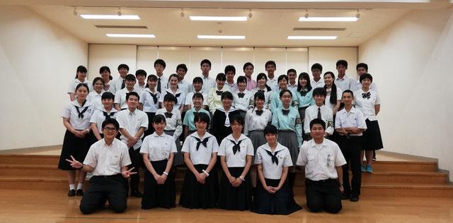 福岡県高校生徒会連盟