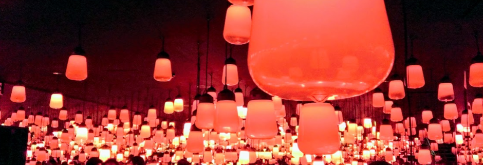 御船山楽園 ランプ