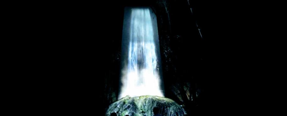 御船山楽園 滝
