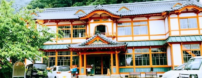 武雄温泉新館