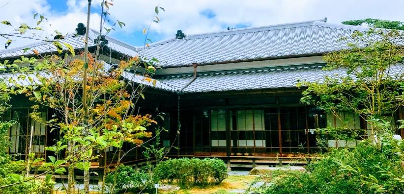 唐津旧邸宅庭