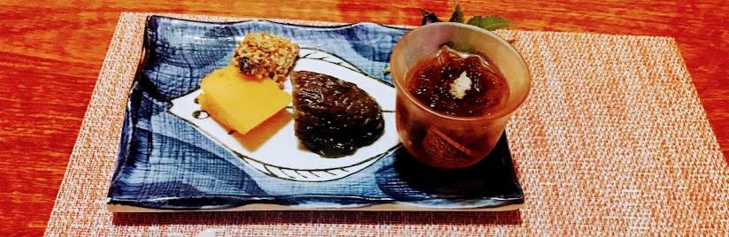 二葉鮨 デザート
