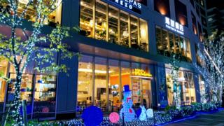 【福岡・六本松】六本松421の新スポットクリスマスイルミネーション