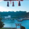 【福岡から唐津】田島神社(佐賀最古)参拝 海と山のコントラストがおすすめ
