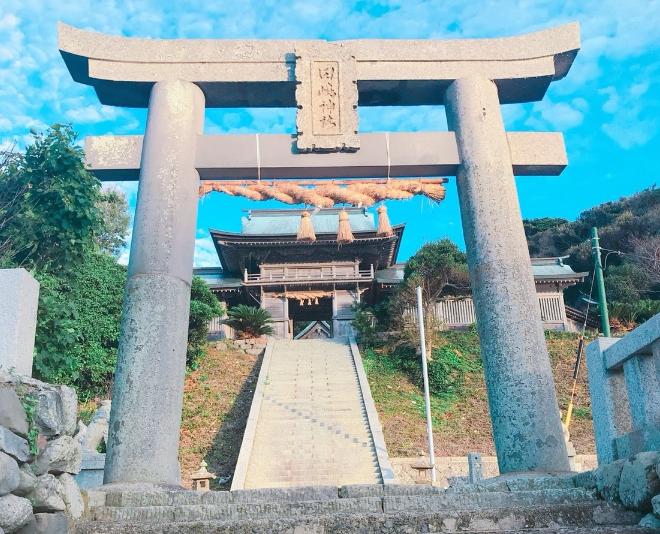 田島神社2