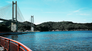 唐津市呼子「呼子大橋」