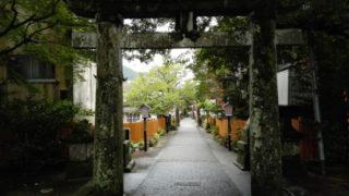 ゾンビランドサガ聖地巡礼「豊玉姫神社」乙姫様と美肌の神様