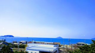 【糸島・福吉】鎮懐石八幡宮からの絶景スポット羽島・姫島を望む