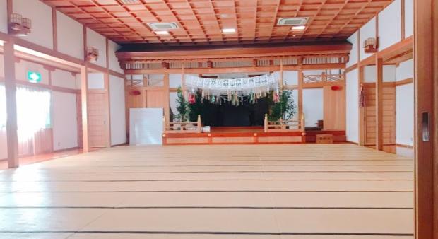 高千穂神社神楽