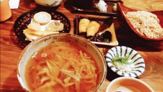 【福岡白金】江戸蕎麦 侘介(わびすけ) 古民家で味わう蕎麦の香り